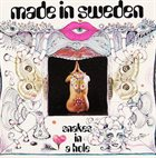 MADE IN SWEDEN Snakes In A Hole album cover