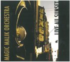 MAGIC MALIK Magic Malik Orchestra : Live Au Sunset album cover