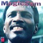 MAGIC SAM Give Me Time album cover