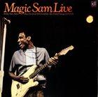 MAGIC SAM Magic Sam Live album cover