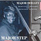 MAJOR HOLLEY Major Step album cover