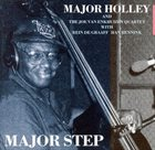 MAJOR HOLLEY Major Step album cover