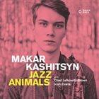 MAKAR KASHITSYN Jazz Animals album cover