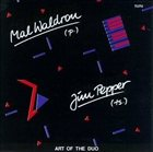 MAL WALDRON Mal Waldron & Jim Pepper : Art of the Duo album cover