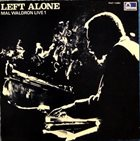 MAL WALDRON Left Alone - Mal Waldron Live 1 album cover