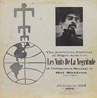 MAL WALDRON Les Nuits De La Negritude - Quiet Temple album cover