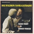 MAL WALDRON Mal Waldron/Danila Satragno : Magic Night In Borgio Verezzi album cover