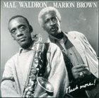 MAL WALDRON Mal Waldron / Marion Brown ‎: Much More ! album cover