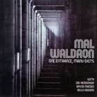 MAL WALDRON One Entrance, Many Exits album cover