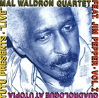 MAL WALDRON Mal Waldron Quartet Feat. Jim Pepper : Vol. I - Quadrologue At Utopia album cover