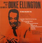 MAL WALDRON Sing or Play the Music of Duke Ellington album cover