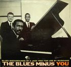 MAL WALDRON The Blues Minus You - Ten Shades Of Blue album cover