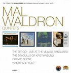 MAL WALDRON The Complete Remastered Recordings On Black Saint & Soul Note album cover