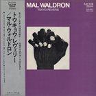 MAL WALDRON Tokyo Reverie album cover