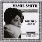 MAMIE SMITH Complete Recorded Works, Vol. 3: 1922-1923 album cover