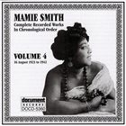 MAMIE SMITH Complete Recorded Works, Vol. 4: 1923-1942 album cover