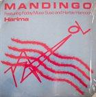 MANDINGO (FODAY MUSA SUSO) Mandingo Featuring Foday Musa Suso : Harima album cover