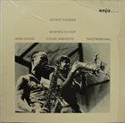MANFRED SCHOOF Distant Thunder (with  Akira Sakata, Yosuke Yamashita, Takeo Moriyama) album cover