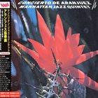 MANHATTAN JAZZ QUINTET / ORCHESTRA Concierto de Aranjuez album cover