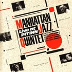 MANHATTAN JAZZ QUINTET / ORCHESTRA Live At Pit Inn (aka Live!) album cover