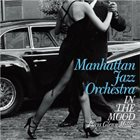 MANHATTAN JAZZ QUINTET / ORCHESTRA Manhattan Jazz Orchestra : In The Mood - Plays Glenn Miller album cover