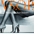 MANHATTAN JAZZ QUINTET / ORCHESTRA V.S.O.P. (Very Special Onetime Performance) album cover