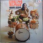 MANNY ALBAM Drum Feast album cover