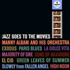 MANNY ALBAM Jazz Goes to the Movies album cover