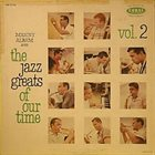 MANNY ALBAM Jazz Heritage: Jazz Greats of Our Time, Vol. 2 album cover