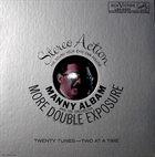 MANNY ALBAM More Double Exposure album cover