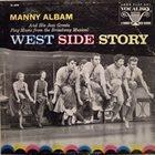 MANNY ALBAM West Side Story album cover