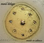MANU DELAGO Made In Silence album cover