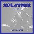 MANU DELAGO XPLAYMIX 01 | 2016 album cover