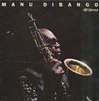 MANU DIBANGO Afrijazzy album cover