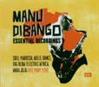 MANU DIBANGO Essential Recordings album cover