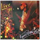 MANU DIBANGO Live '91 album cover