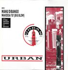MANU DIBANGO Makossa '87 (Big Blow) album cover