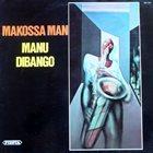 MANU DIBANGO Makossa Man album cover