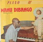 MANU DIBANGO Mélodies Africaines Volume 2 album cover