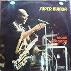 MANU DIBANGO Super Kumba album cover