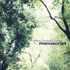 MANUEL DUNKEL Manuscript album cover