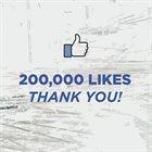 MARBIN 200,000 Likes album cover