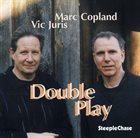 MARC COPLAND Marc Copland & Vic Juris : Double Play album cover