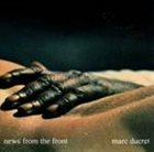 MARC DUCRET News From The Front album cover
