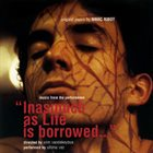 MARC RIBOT In As Much As Life Is Borrowed (with Ultima Vez) album cover