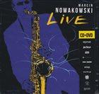 MARCIN NOWAKOWSKI Live album cover