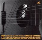 MARCO CAPPELLI Extreme Guitar Project album cover