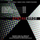 MARCO CAPPELLI Syntax Error album cover