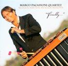 MARCO PACASSONI Finally... album cover