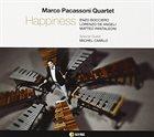 MARCO PACASSONI Happiness album cover